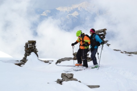 Topping Out in Manali, India, March 2014